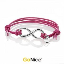 Bracciale con Infinito Bracelet Infinite Love Bronzo