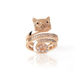 Anello Gatto LA GATTA I LOVE CATS LG40ANR