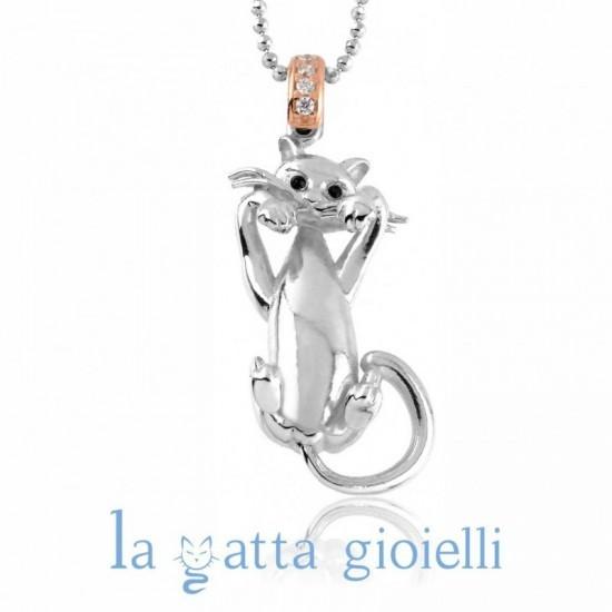 Collana Gatto, La Gatta INNAMORATA