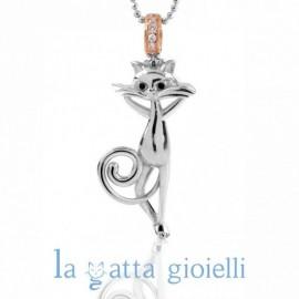 Collana GattoLa Gatta MANSUETA