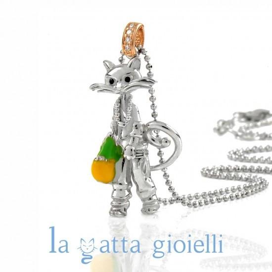 Collana Gatto, La Gatta FRICCHETTONA