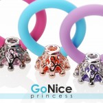 Anello Princess Infinite Love Quarzo Multicolor