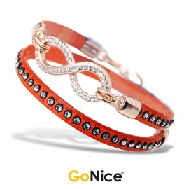Bracciale con Infinito Dubai Colour Infinite Love