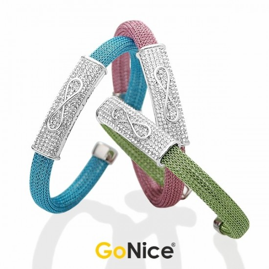 Bracciale con Infinito Sunshine Collection Infinite Love
