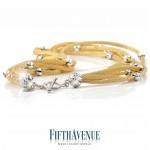 Collana Fifth Avenue Lurex e Argento 925 FA_400_CLS_GG